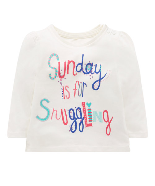 Sunday is for Snuggling T-Shirt