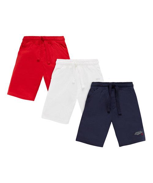 Shorts - 3 Pack