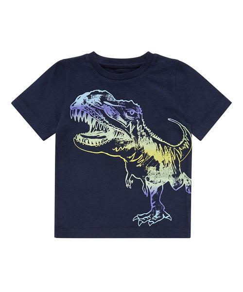 Navy Dinosaur T-Shirt