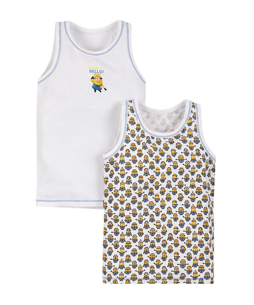 Minions Vests - 2 Pack