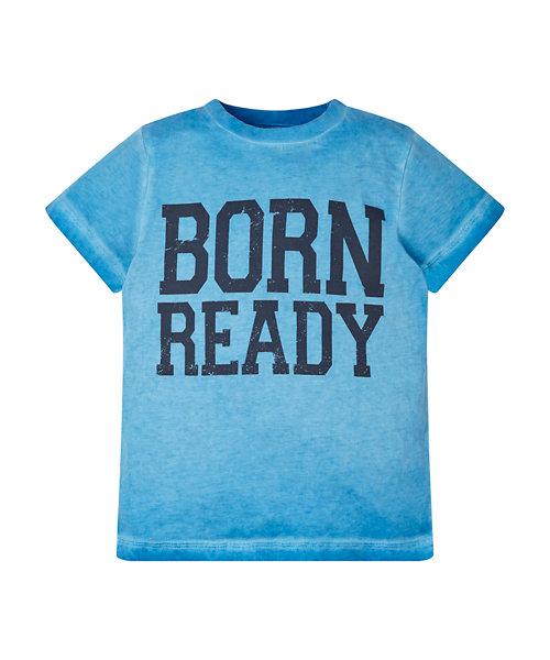 Blue Born Ready T-Shirt