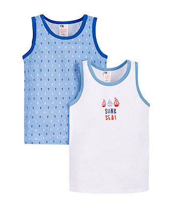 Sailing Crew Vests - 2 Pack