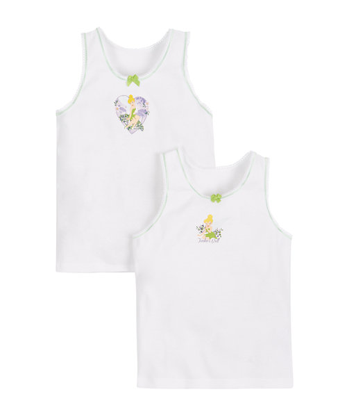Disney Tinker Bell Vests - 2 Pack
