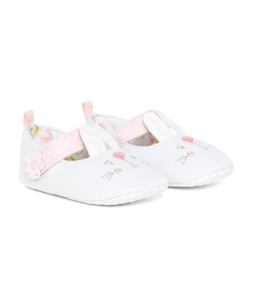 White Bunny Shoes