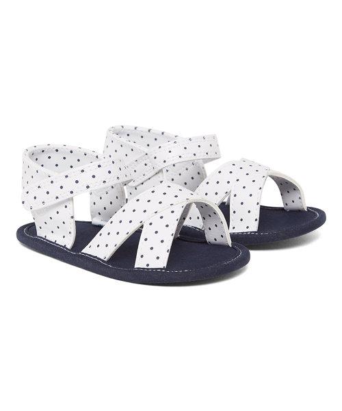 Polka Dot Sandal