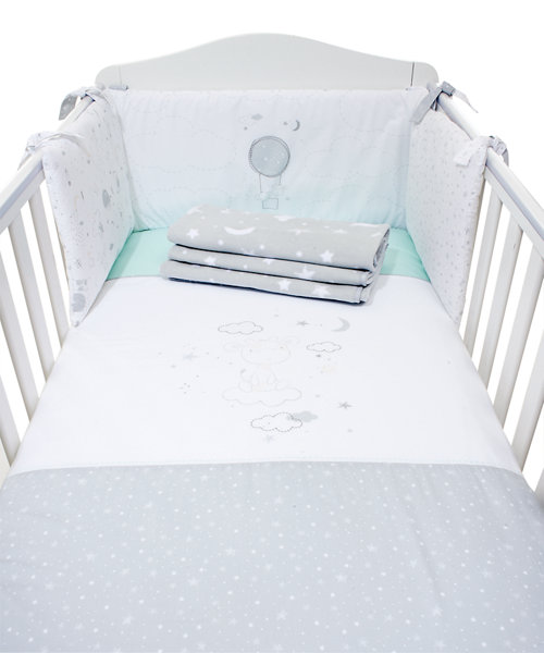 Mothercare Lullaby Moon Bed In A Bag