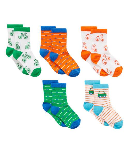 Transport Socks - 5 Pack