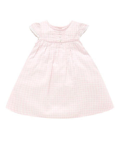 My First Gingham Dress