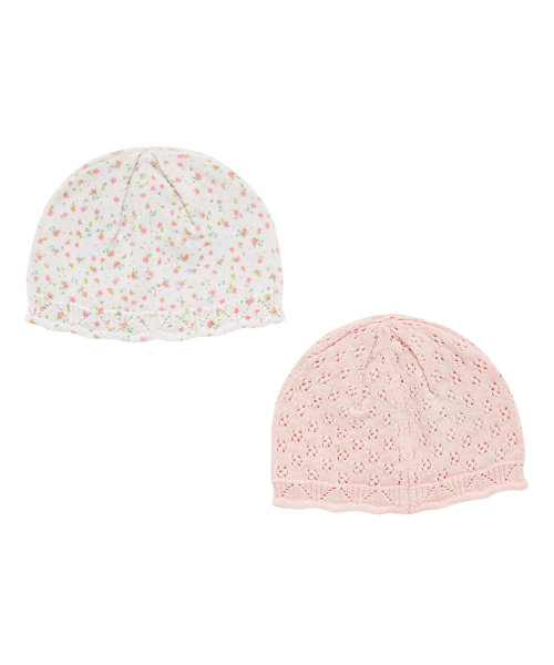 Knitted Hats - 2 Pack