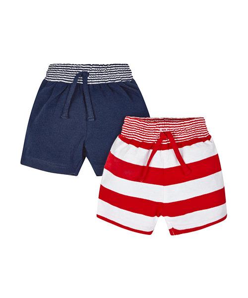Shorts - 2 Pack