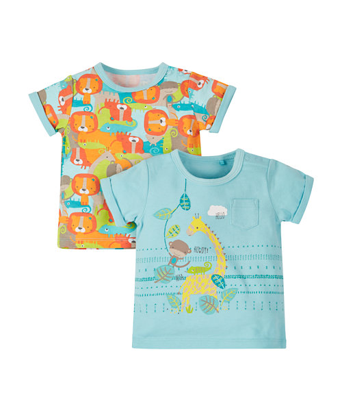Safari T-Shirts - 2 Pack