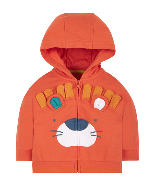Novelty Lion Hoody