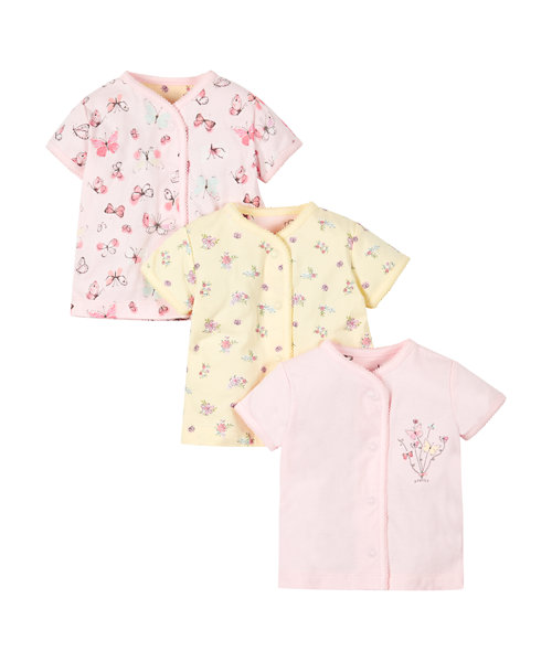 Butterfly Tops - 3 Pack