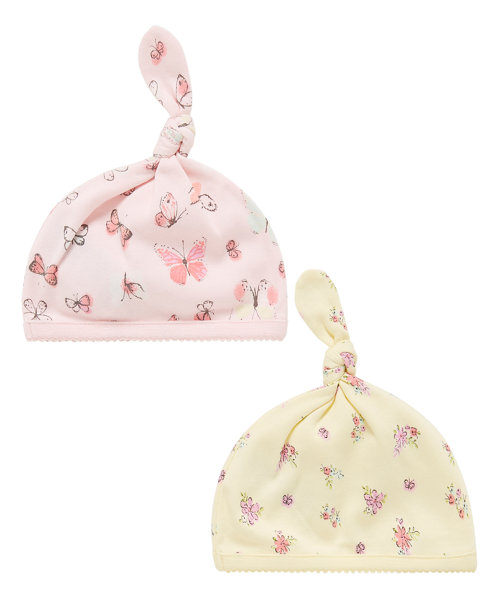 Butterfly Hats - 3 Pack