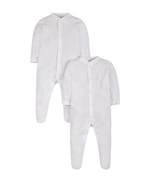 DreamSkin Sleepsuits for Sensitive Skin - 2 Pack