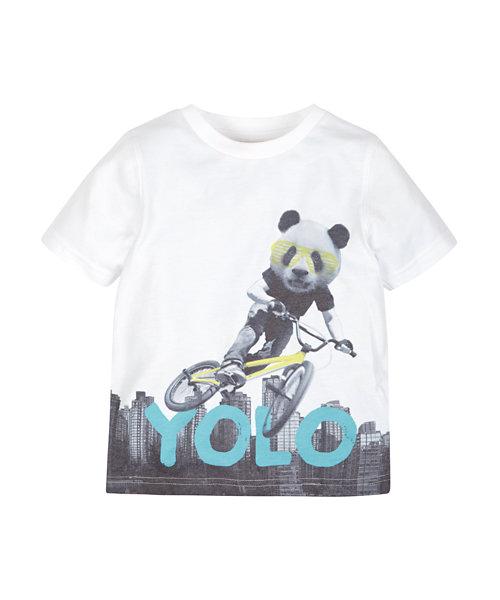 Yolo Panda T-Shirt