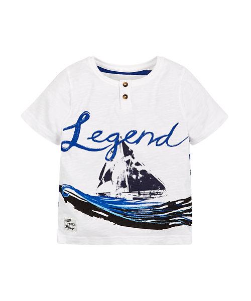Legend Graphic T-Shirt