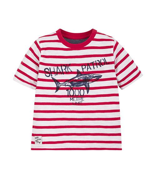 Stripe Shark T-Shirt