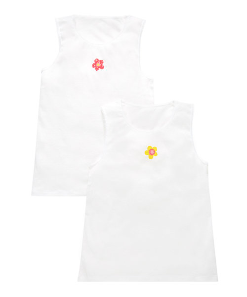 Floral Vests - 2 Pack