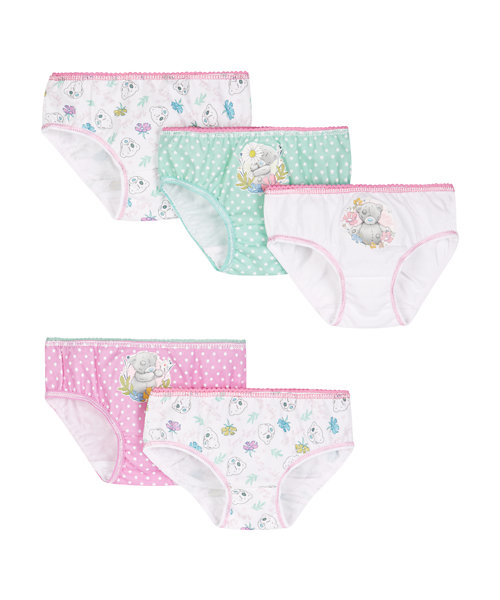 Tatty Teddy Briefs - 5 Pack