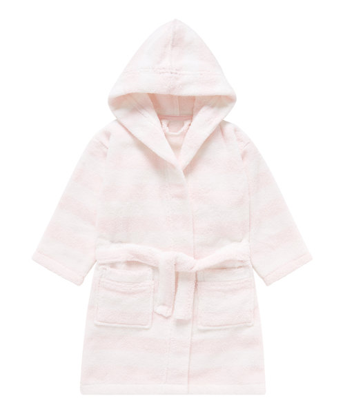 Hooded Towelling Robe