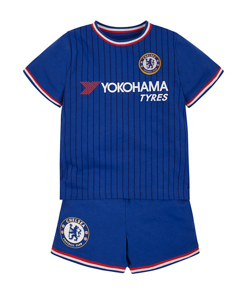 Chelsea Shortie Pyjamas