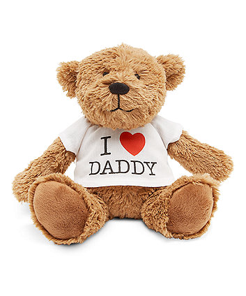 Mothercare I Love Daddy Bear
