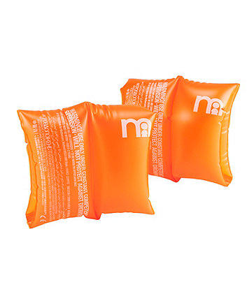 Early Learning Centre Orange Baby Armbands - Birth - 2 Years