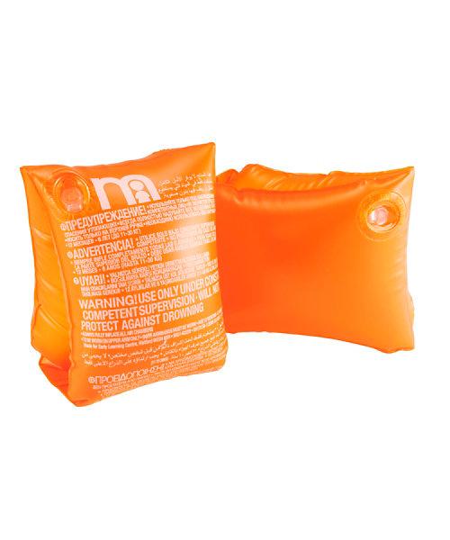 Mothercare Orange Junior Armbands - 2 - 6 years