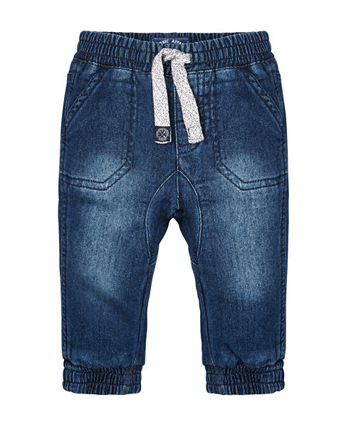 Denim Jogger Jeans