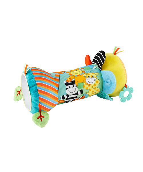 Baby Safari Tummy Time Roller