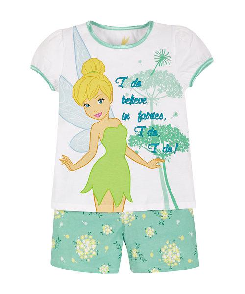 Thinker Bell Shortie Pyjamas