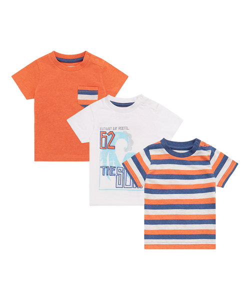T-Shirts - 3 Pack