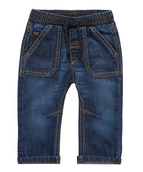 Darkwash Denim Jeans