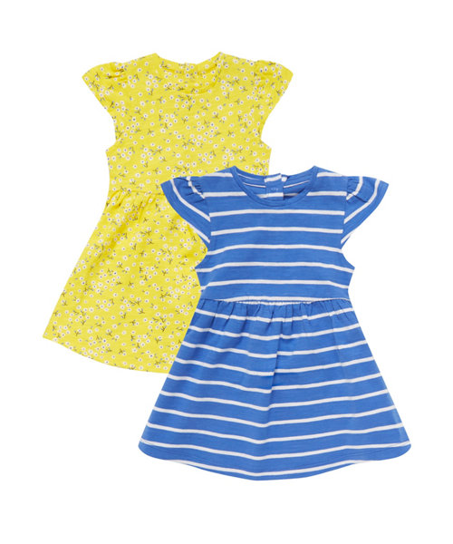 Jersey Dress - 2 Pack