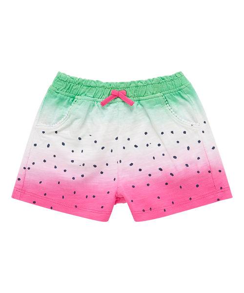 Watermelon Shorts size 6-9 months