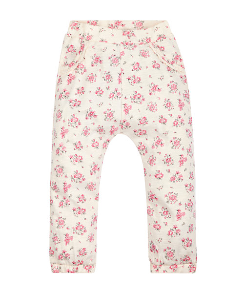 Ditsy Floral All Over Printed Jersey Hareem