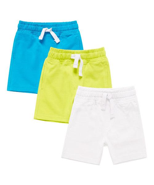 Jersey Short - 3 Pack