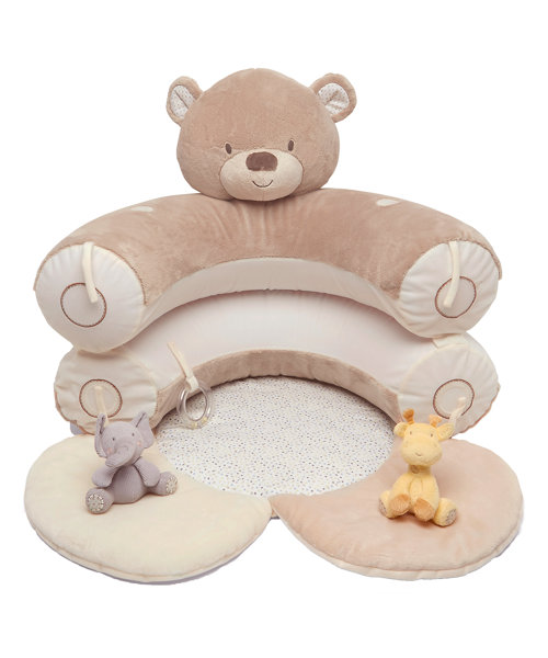Mothercare Teddy's Toybox Sit Me Up Cosy