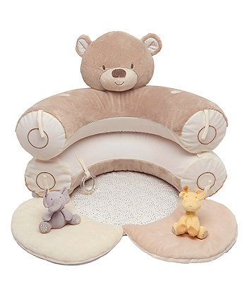 Mothercare Teddy'S Toy Box Sit Me Up Cosy