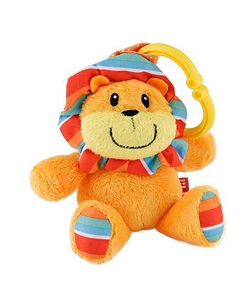 Baby Safari Lion Rattle and Jiggle