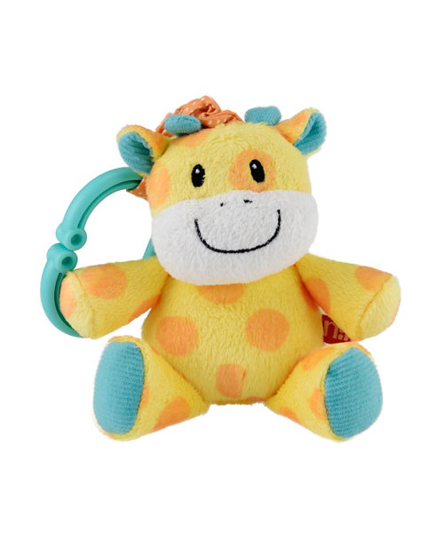 Mothercare Baby Safari Giraffe Rattle and Jiggle