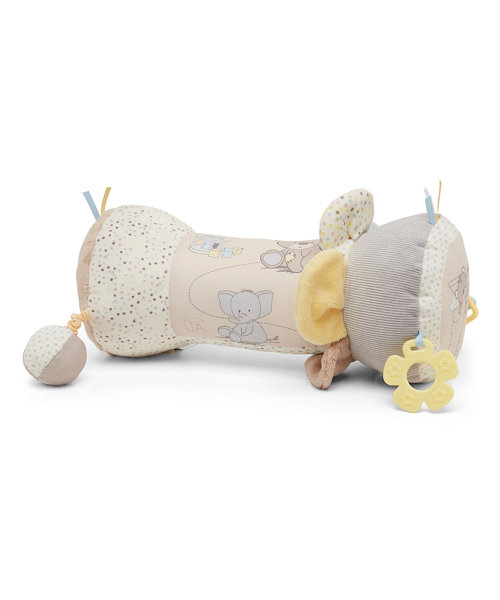 Mothercare Teddy's Toy Box Tummy Time Roller