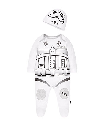 Star Wars Storm Trooper All In One With Hat