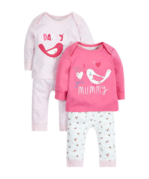 Mummy and Daddy Pyjamas