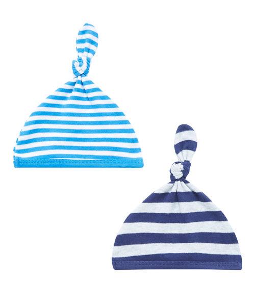 Stripy Hats - 2 Pack