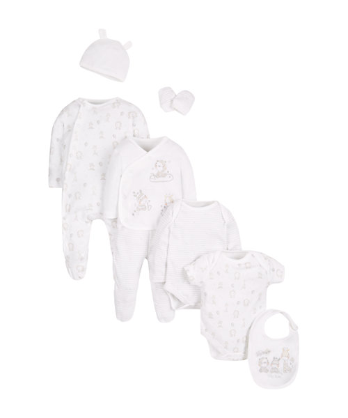 My First Little Zoo 8 Piece Gift Set