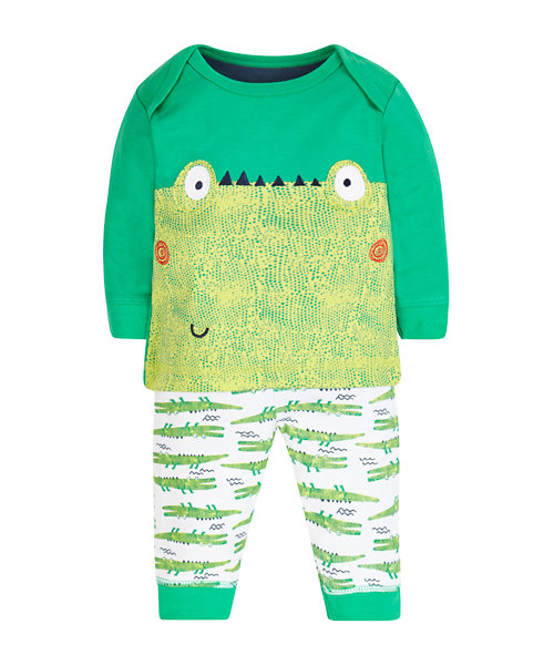Crocodile Pyjamas