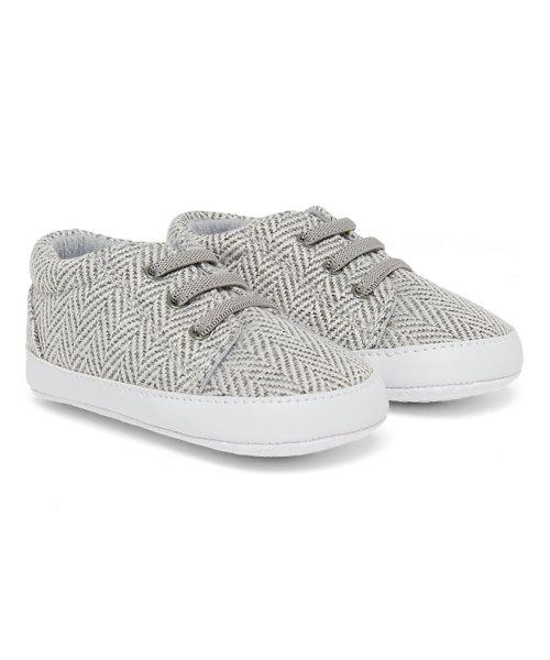 Herringbone Canvas Shoes