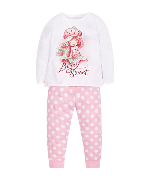 Strawberry Shortcake Skinny Pyjamas